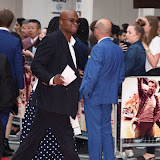 OIC - ENTSIMAGES.COM - Kriss Akabusi at The Bad Education Movie - world film premiere in London 20th August 2015 Photo Mobis Photos/OIC 0203 174 1069