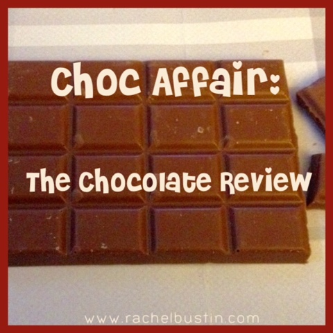 Choc Affair – The Chocolate Review