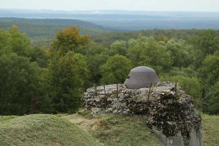 A sangrenta Batalha de Verdun