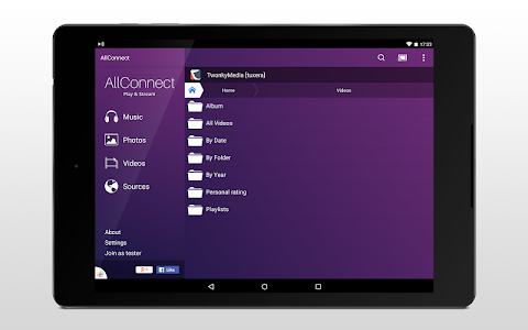 AllConnect - Play & Stream v5.11 build 29
