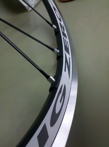 Профиль обода Fulcrum Racing Zero Clincher