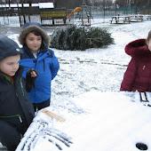 5e leerjaar sneeuwpret