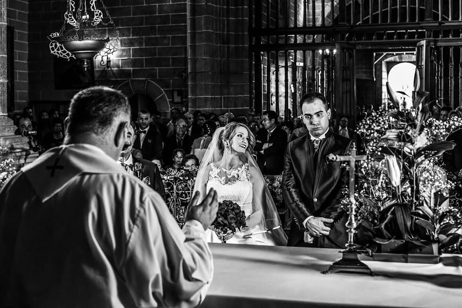 Wedding photographer Rafael ramajo simón (rafaelramajosim). Photo of 21.12.2017