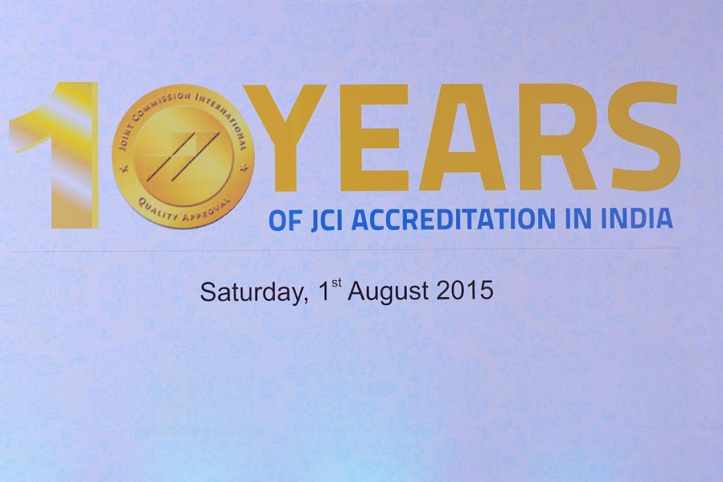 Apollo Hospitals - 10 Years of JCI Accreditation in India - 1