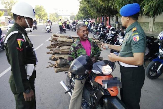 TNI Dan Polri Gelar Operasi Gabungan Di Wilayah Kabupaten Ngawi