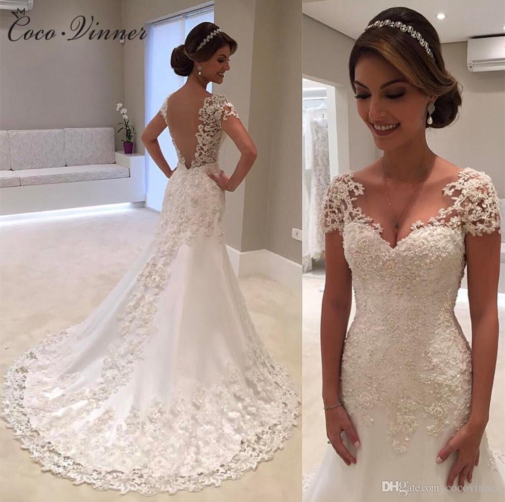 394e8758ef Wedding Dresses Styles For Petite Brides