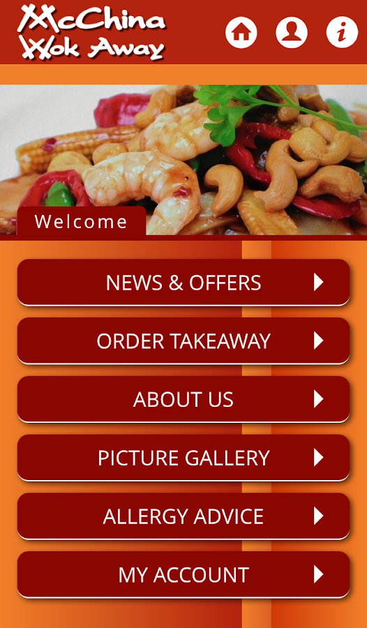 McChina Wok Away Aldershot- screenshot
