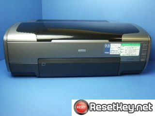 Resetting Epson PX-G5000 printer Waste Ink Counter