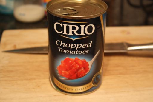 Cooking potato stew with Cirio