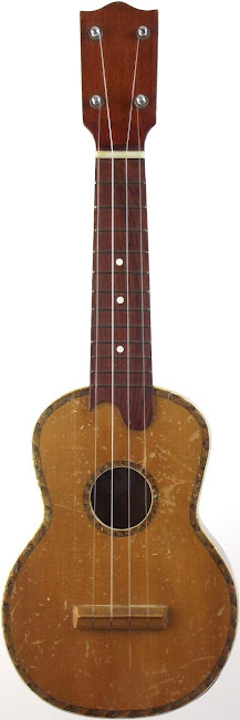 Skylark brand Soprano Ukulele made in the peoples Democratic republic of China