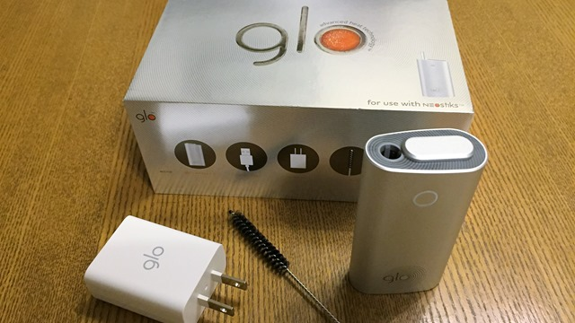 gloスターターキット