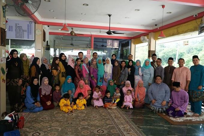 Gathering Raya KBBA9 Meriah Gila