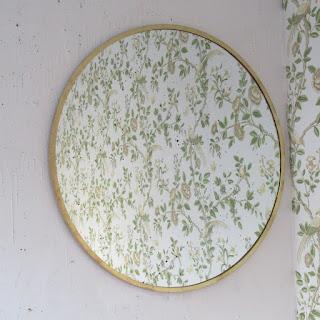 Arteriors Round Wall Mirror