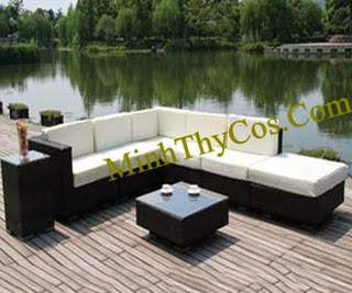 Rattan Sofa Set-MT125