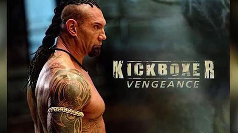 Kickboxer Vengeance movie 2016