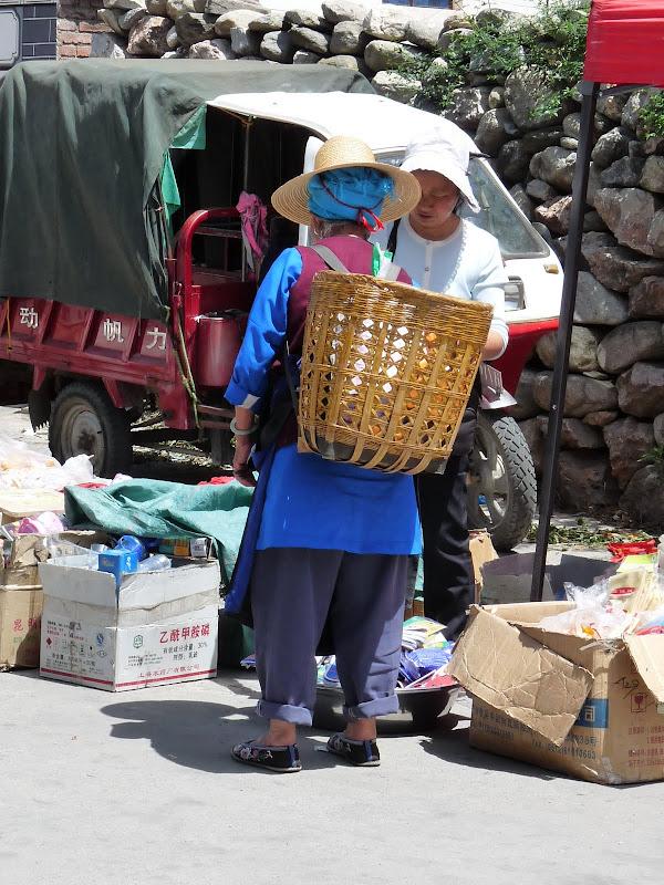 Chine. Yunnan Dali .En vélo vers le lac ERHAI - P1170674.JPG
