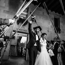 Wedding photographer Unai Perez (mandragorastudi). Photo of 30.10.2017