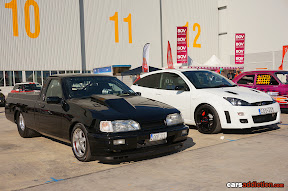 Fast Fords - Sierra pickup and Focus