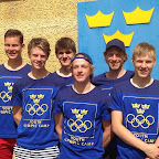 Youth Olympic Camp-Bosön 2014