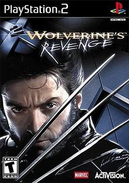 X-MEN WOLVERINE´S REVENGE
