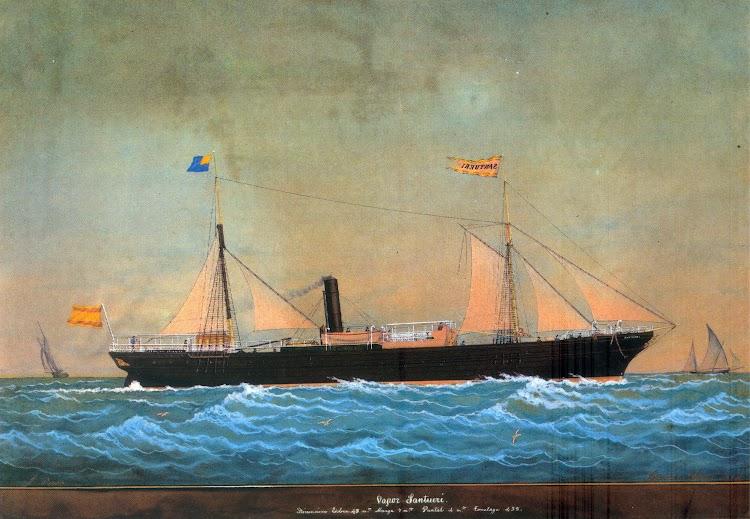 Vapor SANTUERI. Del libro Los grandes puertos de las Baleares.jpg