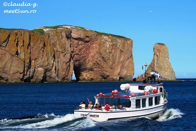 Gaspesie. Rocher Perce