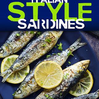 Italian Style Sardines Recipe