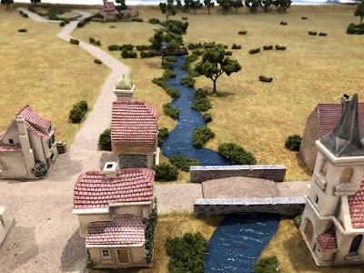 Terrain - Vom Kriege - Napoleonic wargame rules