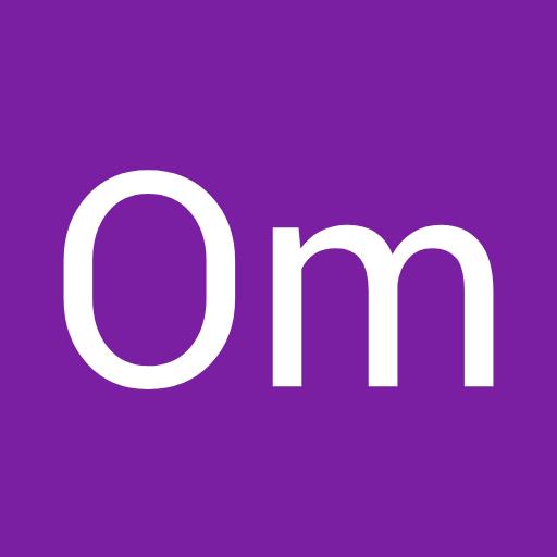 user Om Mishra apkdeer profile image