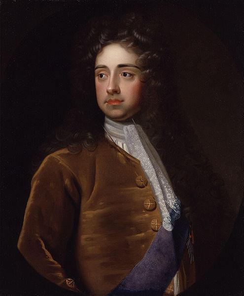 Godfrey Kneller - Charles Talbot, 1st Duke of Shrewsbury