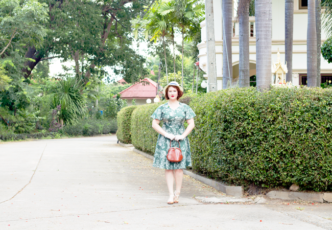 Wandering the tropical streets of Chiang Mai, Thailand | Lavender & Twill