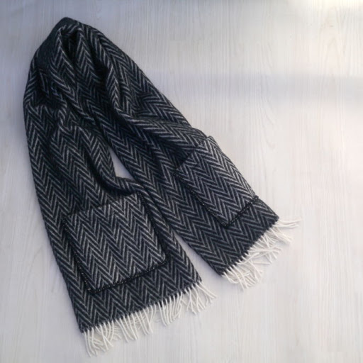 LAPUAN KANKRIT ラプアン カンクリ shawl ショール