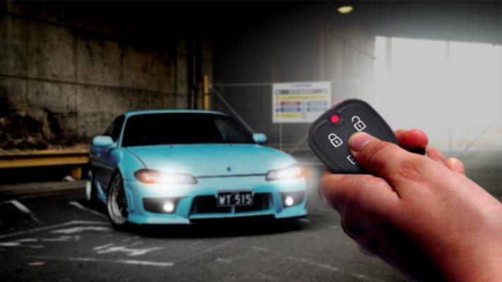 key Car Alarm Prank - screenshot