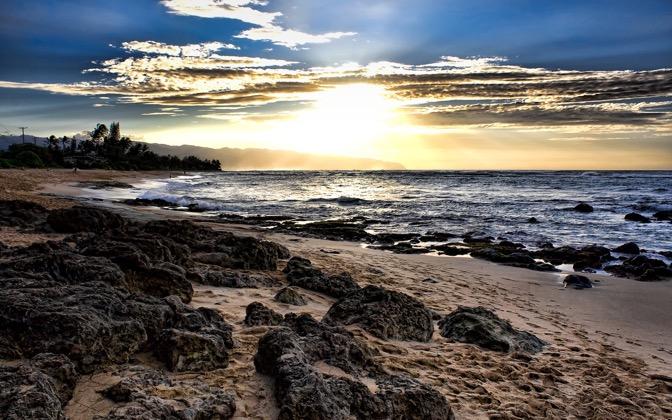 Laniakea Sunset by Jordan M.1