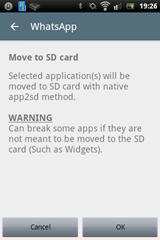 memindahkan data game android ke sd card