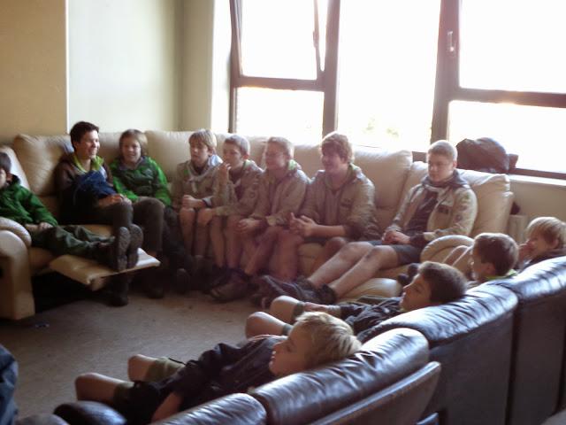 Sinterklaas op de scouts - 1 december 2013 - DSC00221.JPG