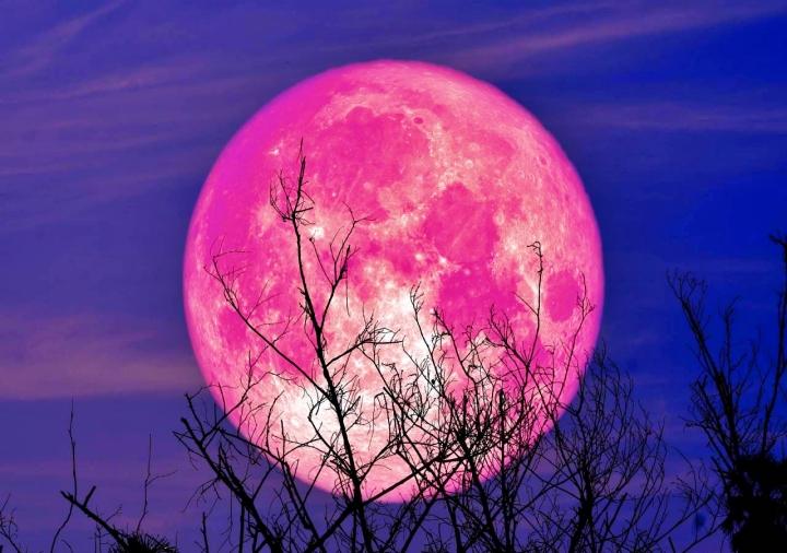 Falando com a Lua , de Bruno Mars, é a trilha sonora para ver a Superlua Rosa!