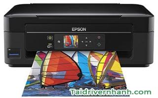 Download và cấu hình phần mềm máy in Epson XP-306