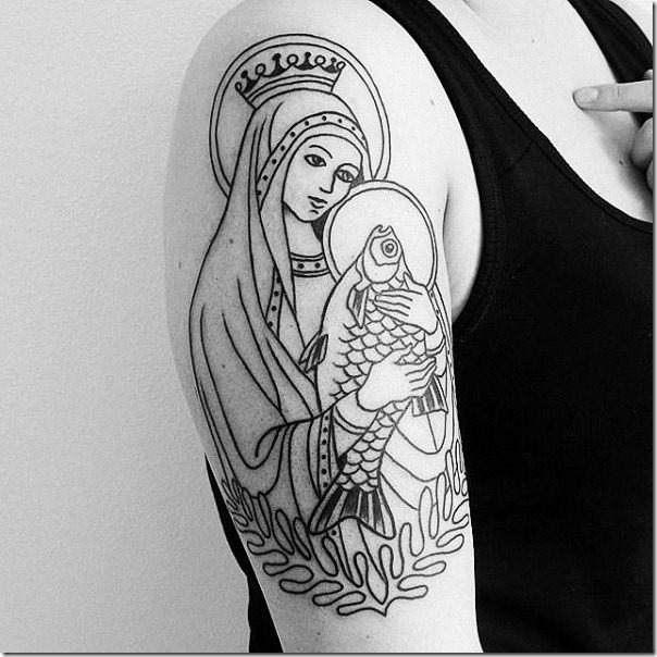 tatuaje_de_contorno_en_el_brazo