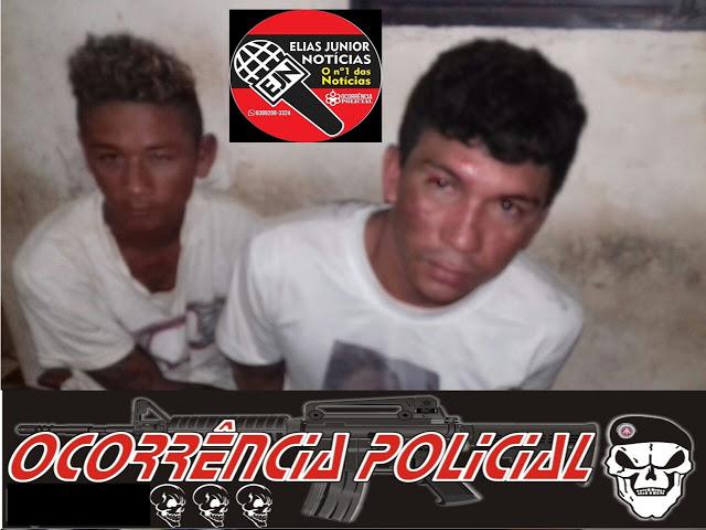 Oriximiná/PA: Dupla acusada de praticar assaltos é presa pela PM