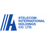 8TELECOM INTL HOLDINGS CO LTD (AZG.SI) @ SG investors.io