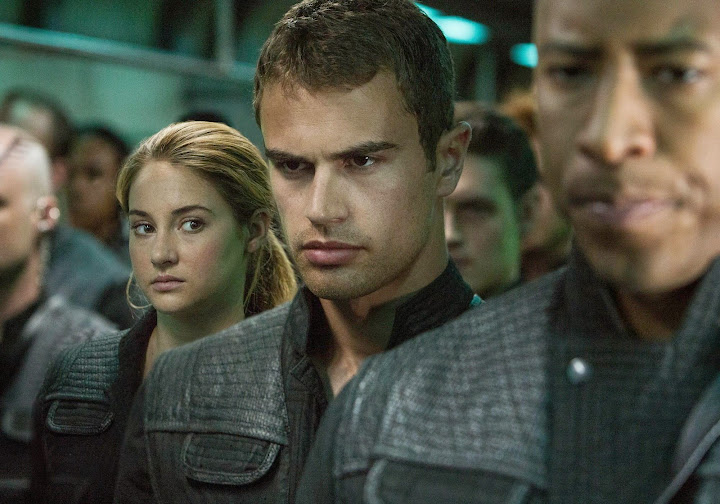 Divergent Official Site