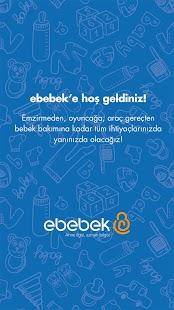 ebebek - náhled