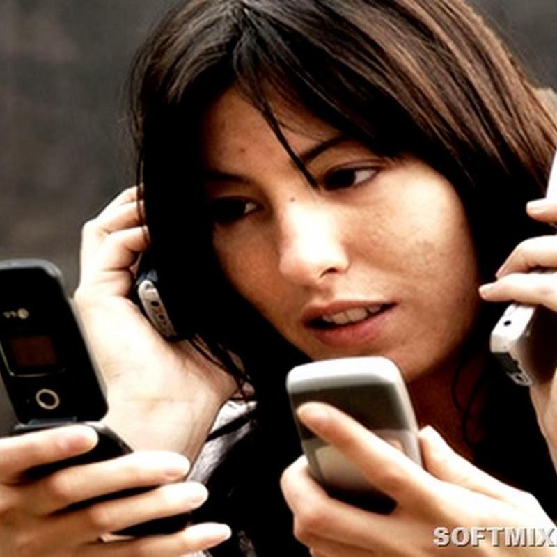 Любопытные факты про мобильные телефоны