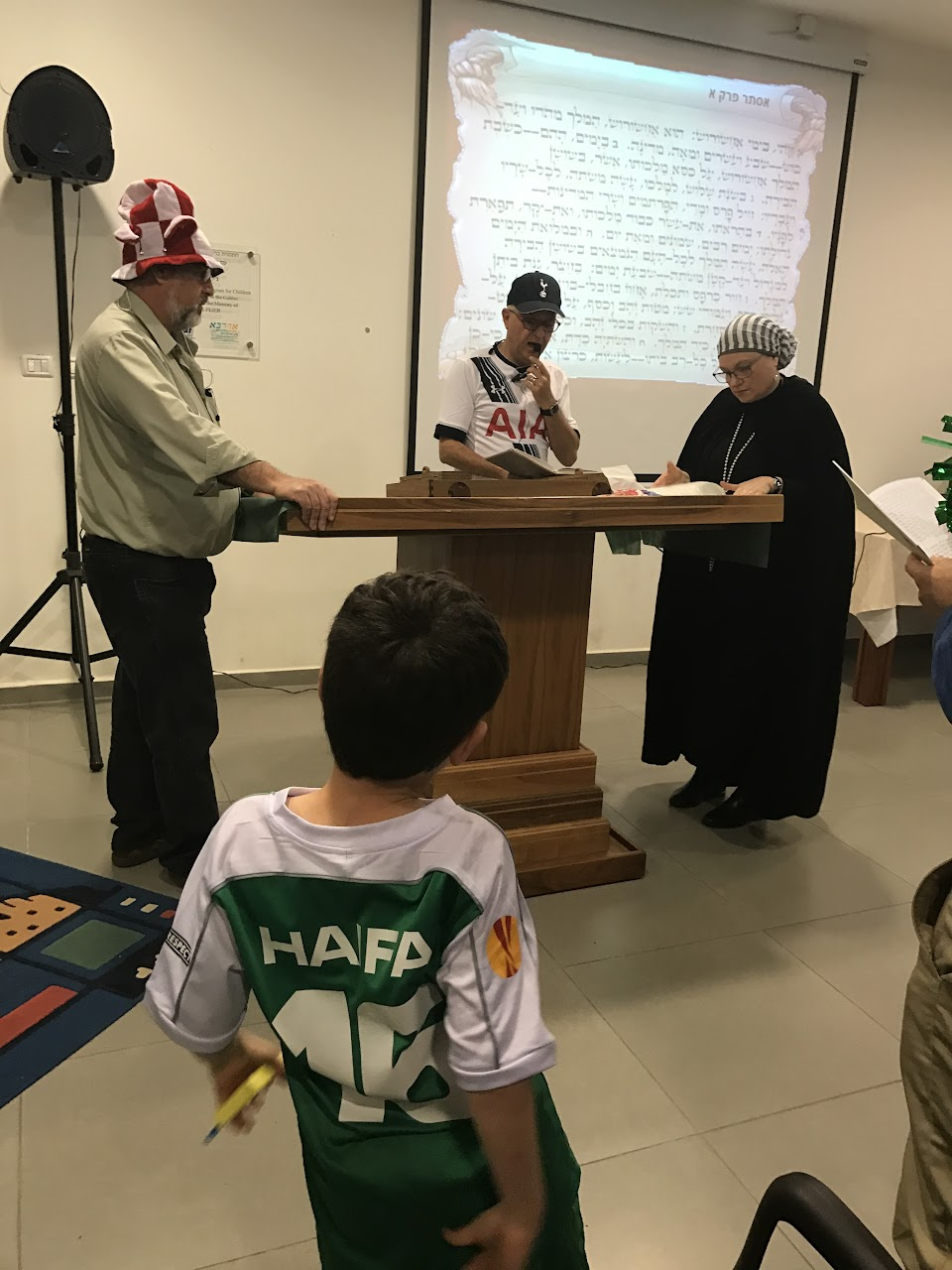 Purim at the Minyan 2017  - IMG_0110.JPG