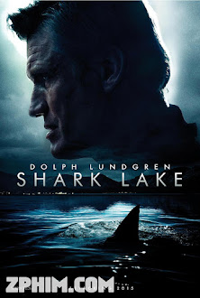 Săn Cá Mập - Shark Lake (2015) Poster