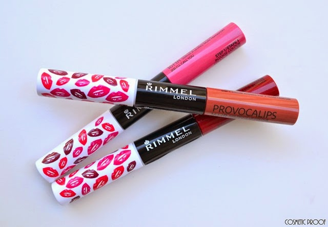 Rimmel London Provocalips 16 Hour Kiss Proof Lip Colour Review Swatches (4)