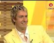 Alex Lesli On Central Russian Tv