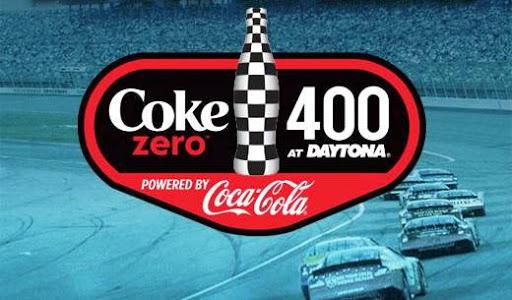 July 4 in Daytona with Coke Zero 400