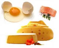 alimentos fontes de vitamina D